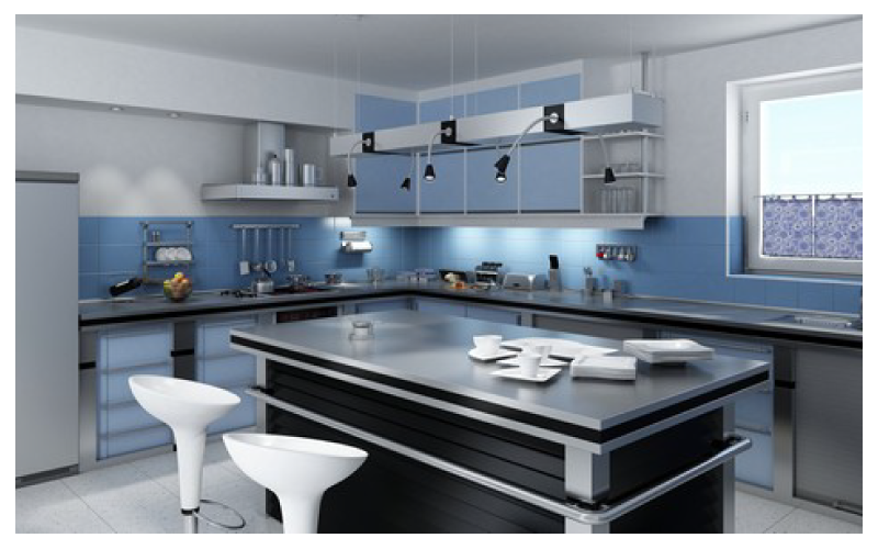 Contemporary Kitchen Design Malaysia Luxury Kitchen Design