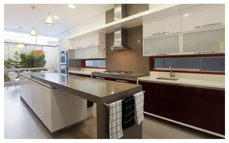 Modern Kitchen Design Malaysia High Class Kitchen Design
