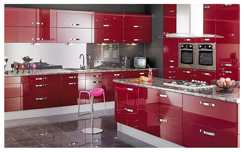 Modern Kitchen Design Malaysia High Class Kitchen Design